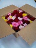 箱折り薔薇